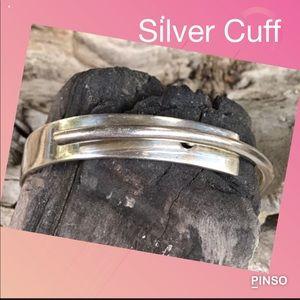 Vintage Silpada Silver Cuff
